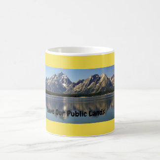 Save our public Lands Mug