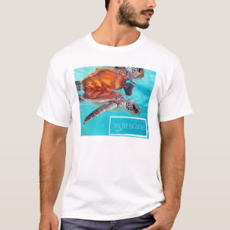 Save Our Sea Turtles Tee