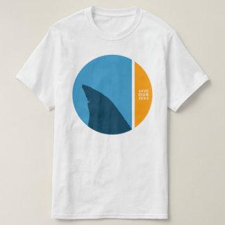 save our seas circles T-Shirt