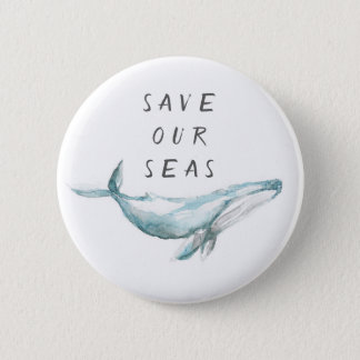 Save our Seas Conservation Pin
