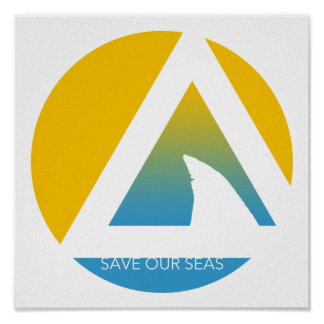 save our seas tricircles poster