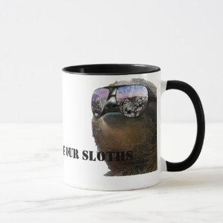 Save our Sloths Mug