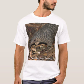 Save Pangolins from Extinction T-shirt
