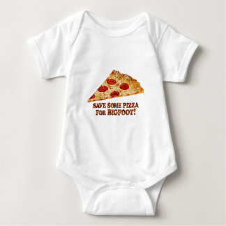 Save_Pizza_for BIGFOOT - Multi-Clothes Baby Bodysuit