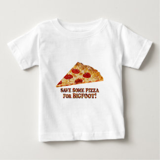 Save_Pizza_for BIGFOOT - Multi-Clothes Baby T-Shirt