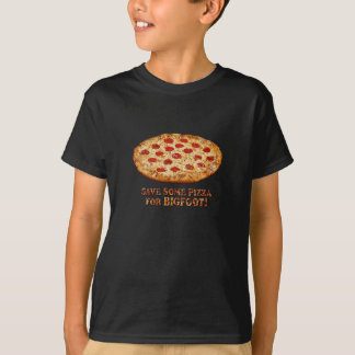 Save Pizza for BIGFOOT - Multi Clothes T-Shirt