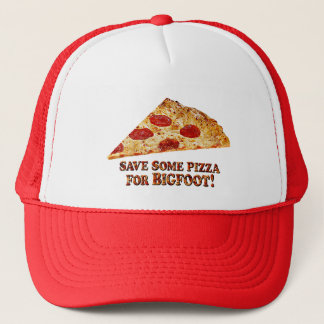 Save_Pizza_for BIGFOOT - Multi-Clothes Trucker Hat