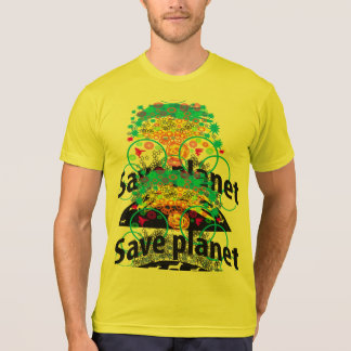 Save planet T-Shirt