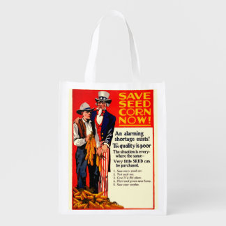 Save Seeds Grocery Bags