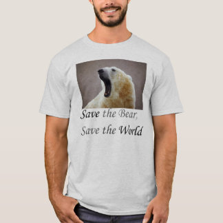 Save the Bear T-Shirt