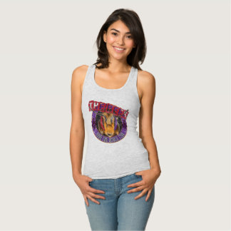 Save the Bee! Save the World! Rock & Roll Bee Singlet