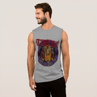 Save the Bee! Save the World! Rock & Roll Bee Sleeveless Shirt