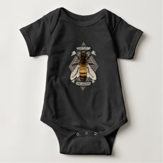 Save the Bee! : Support your Local Pollinator Baby Bodysuit