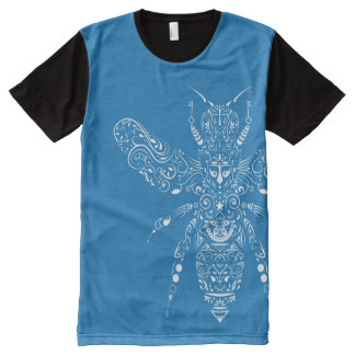 save the bees All-Over print T-Shirt