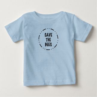 Save the bees baby T-Shirt