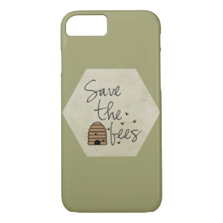 Save the Bees iPhone 7 Case