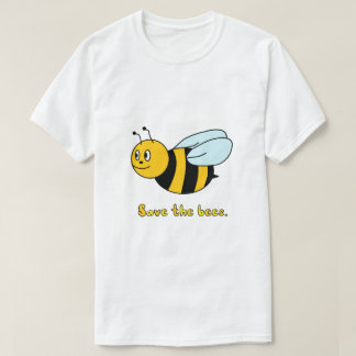 'Save the Bees' (Men's/Unisex) T-Shirt
