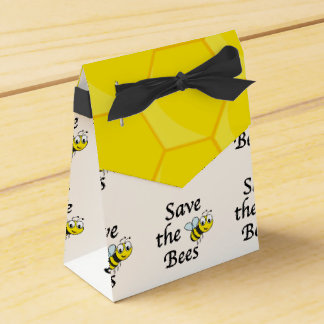 Save the Bees Party Favour Box