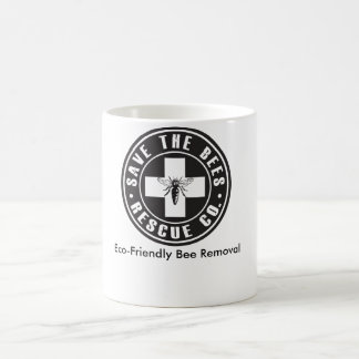 Save the Bees Rescue Co. Mug