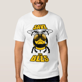 Save The Bees! Tees