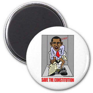 SAVE THE CONSTITUTION REFRIGERATOR MAGNETS