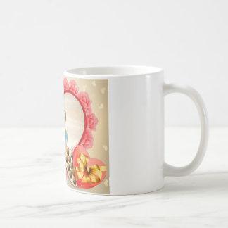 Save the Date Basic White Mug