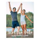 Save the Date Card | Fun, Modern, Casual, Photo