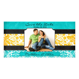 Save the Date Card Personalised Photo Card