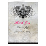 Save the Date Cards- Winged Celtic Gaelic Knot Greeting Card