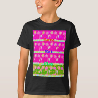 Save the date Eat Love and PLay.png T-Shirt