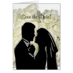 Save the Date Elegant Template Card