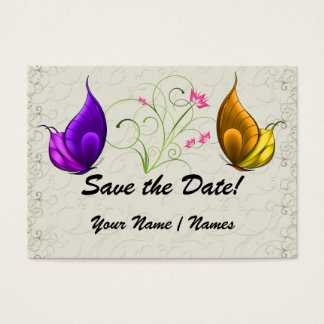 """Save the Date """"Hand Out"""" Invitations by SRF"""