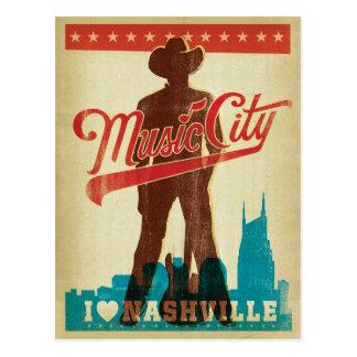 Save the Date | I Love Nashville Postcard