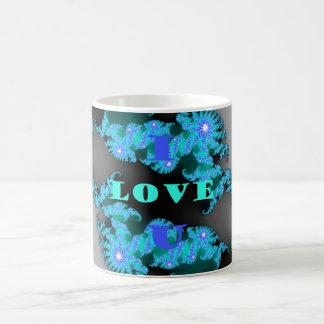 Save The Date I Love You Coffee Mug