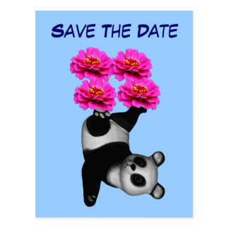 Panda Save The Date Gifts T Shirts Art Posters Other