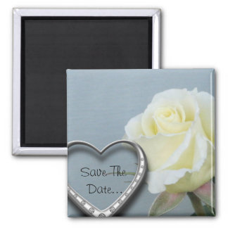 Save The Date Magnet (Nature's Gem)