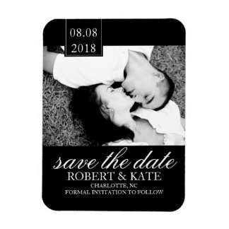 Save The Date Magnet | Save the Date Photo