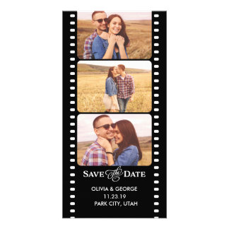 Save the Date | Photobooth Photocard Card