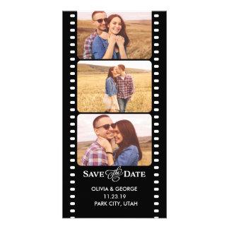 Save the Date   Photobooth Photocard Customized Photo Card