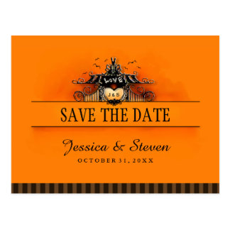 Halloween Save The Date Gifts T Shirts Art Posters