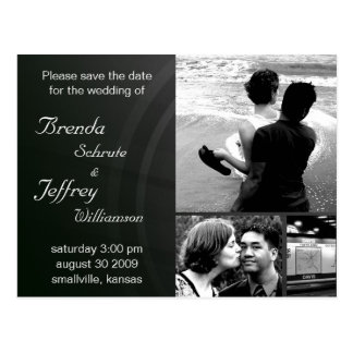 Save the Date Postcards Photo