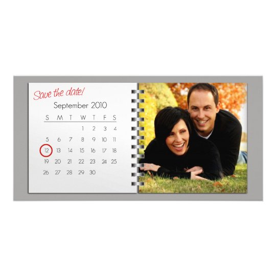 Save The Date (SEP 2010) Photo Announcement Card