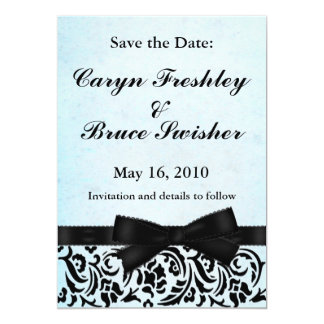 Save the Date ~ {TBA Winner} Card