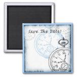 Save the Date Timepiece Pocketwatch Design