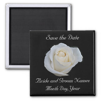 Save the Date Wedding Magnet - Can customize