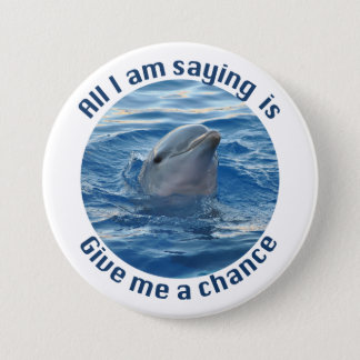Save the Dolphins from Extinction Button
