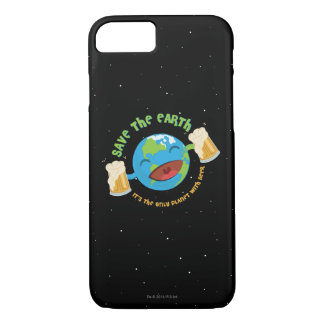 Save The Earth iPhone 8/7 Case