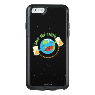 Save The Earth OtterBox iPhone 6/6s Case