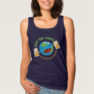 Save The Earth Singlet
