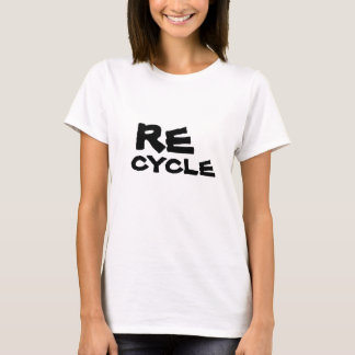 SAVE THE EARTH tshirt Recycle StoneAge